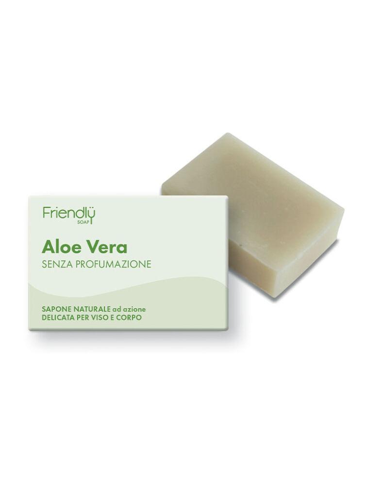 Sapone Aloe Vera senza profumazione